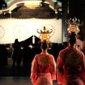 靖国夜祭り 奉納 山鹿灯籠踊り