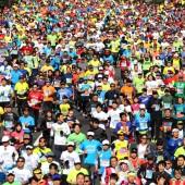 36000人のイベント 東京マラソン2017