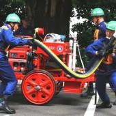 麹町消防団 29年度 消防操法大会