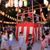 東京大神宮 納涼盆踊り大会