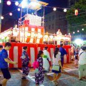 日本テレビ通り納涼 盆踊り大会
