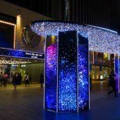 クリスマスイルミネーション(有楽町マリオン)