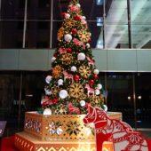 クリスマスツリー(丸の内オアゾ)
