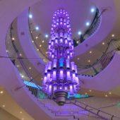 「東京交通会館」の螺旋階段
