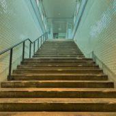 旧万世橋駅 1912階段